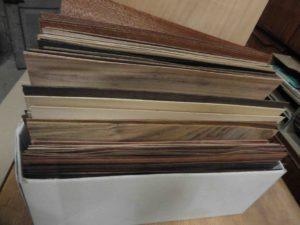 Fogli di legno per creazione del Puzzle² di Cesare Rocchi