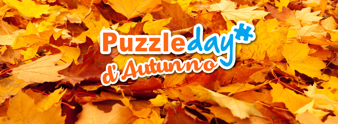 Puzzleday d'autunno 2018